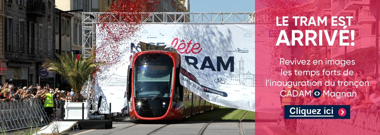 Inauguration CADAM-Magnan / retour en images
