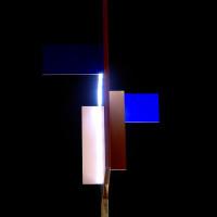« Totems » (signalétique) – Pierre di Sciullo – 2007