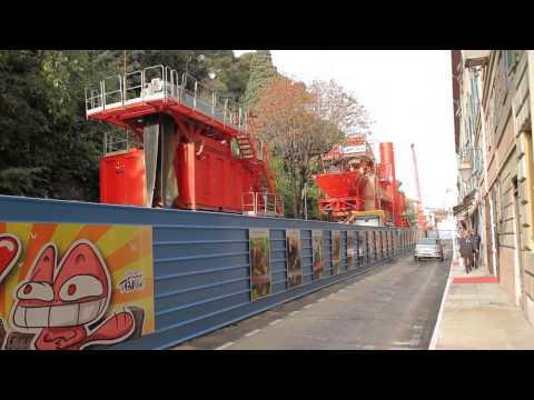Exposition photo – L'art investit le chantier du tramway