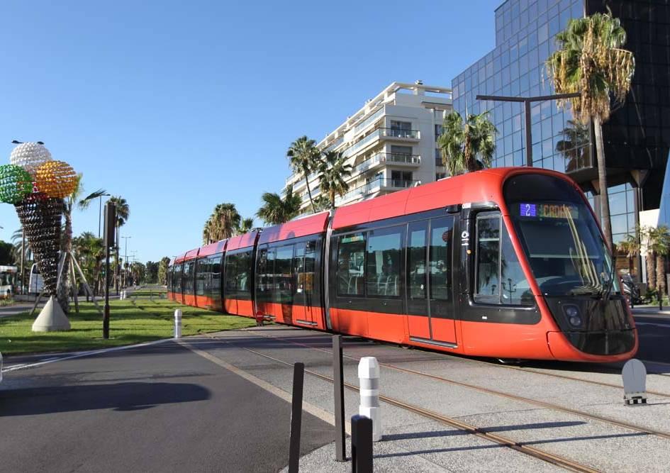 Tout sur le projet - Tramway de la Métropole Nice Côte d'Azur